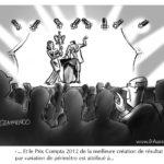 illustration cérémonie prix